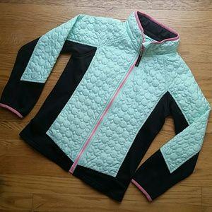 Size 7/8 girl Lands' End jacket
